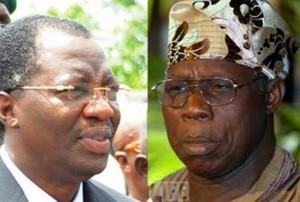 Obasanjo commends Gbenga Daniel for establishing Nigeria's first University of Education