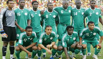 Eagles Still Outside Africa's Top Ten