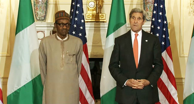 US says it stands with Nigeria in fight against Insurgency