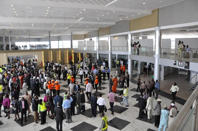 Passengers Stranded At Kano Airport
