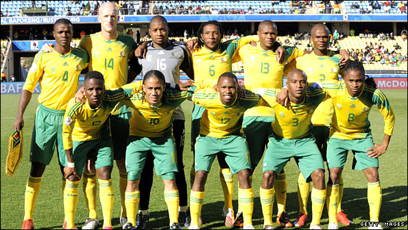 South Africa Coach Eager To Face Nigeria