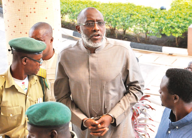 Metuh: Court directs EFCC to open its case