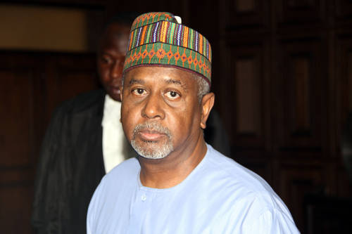 Court adjourns Dasuki's trial over lawyers' absence