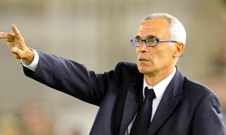 Coach Cuper sets Egypt squad for Nigeria clash
