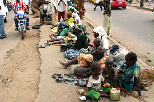 Lagos moves to ban street begging