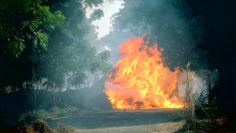 Nigerian troops 'destroy' Insurgency camps in Sambisa