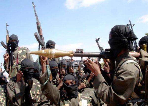 Sojojin Najeriya na fafatawa da yan kungiyar boko haram a jihar Borno