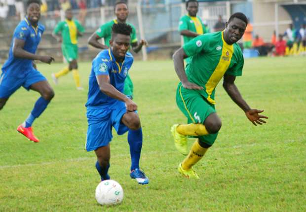 Vipers Get One Better Over Nigeria's Enyimba