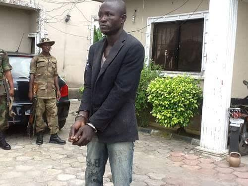 Man Who Killed 11 Policemen to Die by Hanging