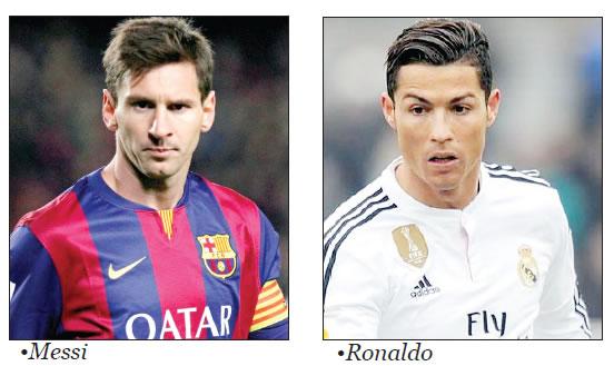 Nigerian killed over Messi, Ronaldo row