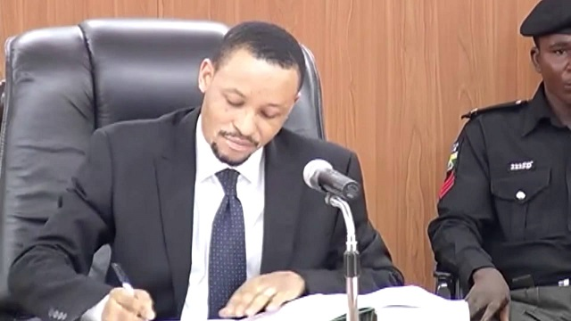 CCT Boss Entertains Hearing of Application to Recuse Himself from Saraki's Case Based on Fraud Allegations
