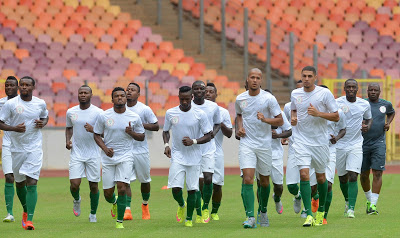 Super Eagles to depart for France ahead Mali, Luxembourg friendly