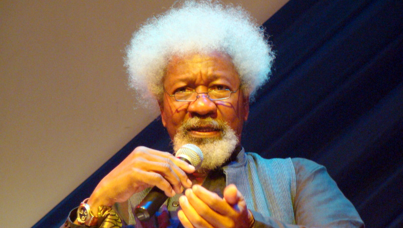 Soyinka disowns Buhari comments attributed to him