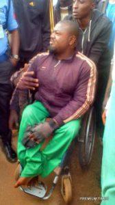 Youth Leader, Jibrin Malau