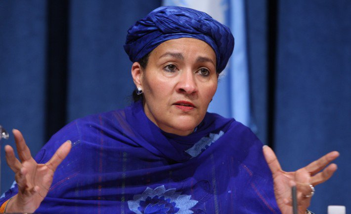 Funds for Ogoni clean-up are intact – Amina Mohammed