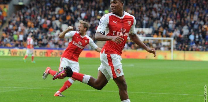 Wenger: Iwobi Must Keep His Humility
