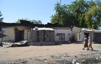 Wasu yara 3 'yan makaranta firamare sun mutu a harin da wani mai tabin hankali ya kai a jihar Borno