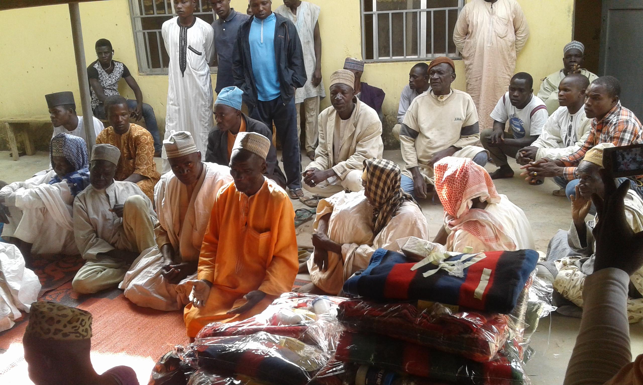 Al'ummar karkara na bukatar taimako-Abdurrahman Dambazau