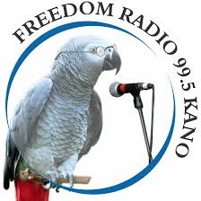Indaranka at Freedom Radio Kano