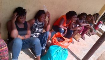 Burkina Faso:Akalla mata yan Najeriya sama da dubu goma ake rasa su a karuwanci