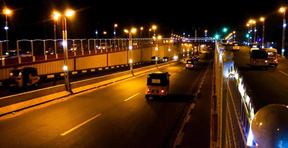 Kano Street Light